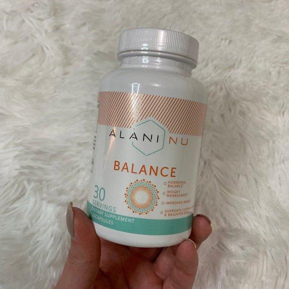 Alani Nu (Alani Nutrition) Balance Pills